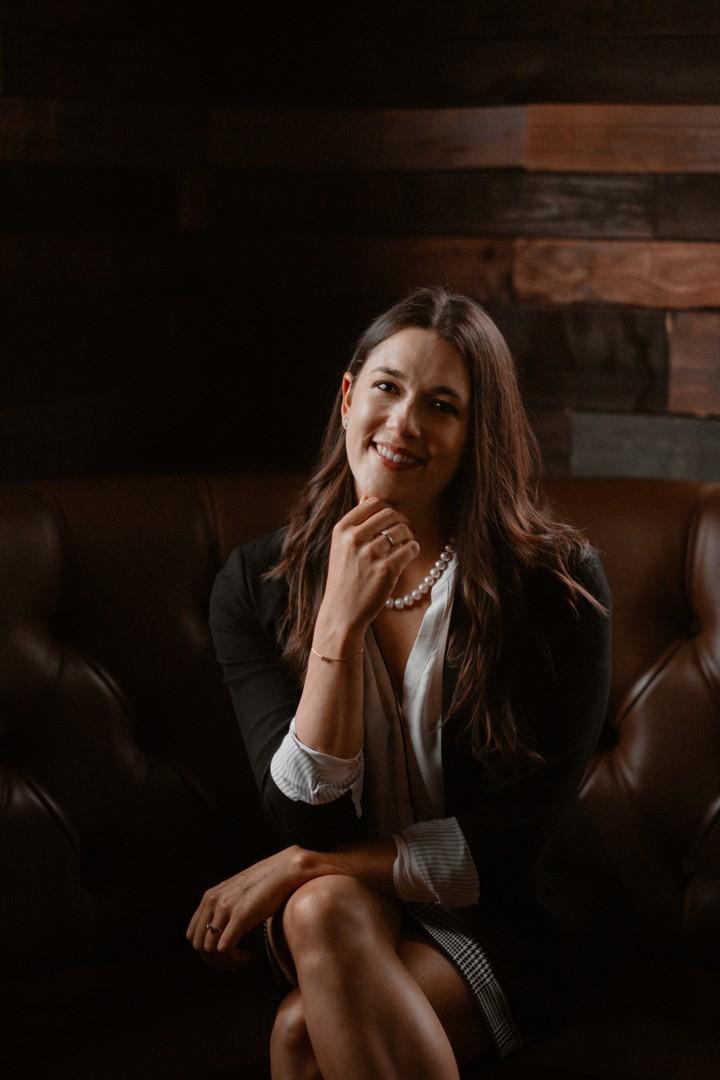 Olivia professional portrait